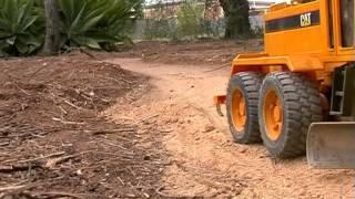 Download RC Cat Road Grader Video