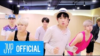 Download GOT7 ″Just right(딱 좋아)″ Dance Practice #2 (Just Crazy Boyfriend Ver.) Video
