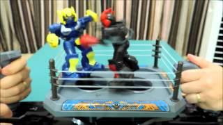 Download luta de robôs - KO ROBOT Video