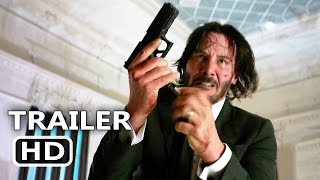 Download JOHN WICK 2 Official Trailer # 2 (2017) Keanu Reeves Action Movie HD Video