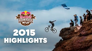 Download Red Bull Rampage 2015: Top Freeride Mountain Bike Highlights Video