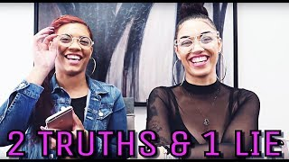 Download 2 TRUTHS & 1 LIE WITH MY SISTER | Biannca Prince Video