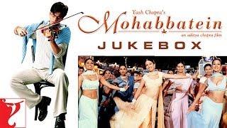 Download Mohabbatein Audio Jukebox | Full Songs | Shah Rukh Khan | Aishwarya Rai Video