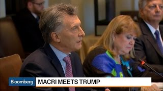 Download What Argentina's Macri Needs From Trump Video
