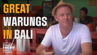 Download Street Food Traveller II Great Warungs in Bali Video