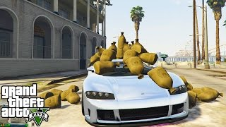 Download GTA 5 MODDERS GONE CRAZY! Unlimited Money, Crazy Strippers & UFOS! (GTA 5 MODS) Video