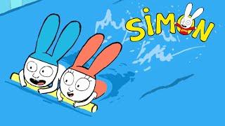 Download Simon - Ik wil niet gaan zwemmen [Officieel kanaal] Cartoon voor kinderen Video