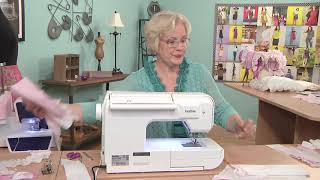 Download Londa Rohlfing adds ruffles to garments to give them a new look on It's Sew Easy (812-1) Video