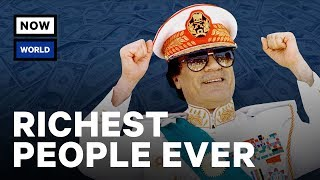 Download Who Were The Richest People In History? Video