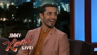 Download Riz Ahmed Rapped His Way Out of a Scary Situation Video
