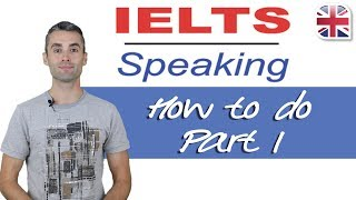 Download IELTS Speaking Exam - How to Do Part One of the IELTS Speaking Exam Video