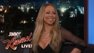 Download Mariah Carey is Writing Songs with Her Kids Video