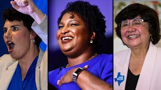Download Meet the Women Who Made History in This Week's Elections | NYT News Video