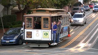 Download Experience San Francisco - Cable Car Ride Video