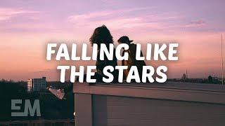 Download James Arthur - Falling Like The Stars (Lyrics) Video