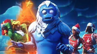 Download YETI RUINS CHRISTMAS?! | A Fortnite Film Video