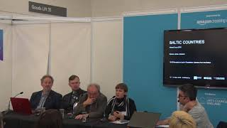 Download LBF 2018 – Revealed or Lost in Translation: Literature from the Baltics Video