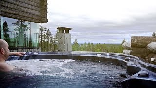 Download Luxury Accommodation in Levi, Finland Video