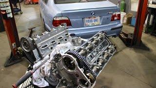 Download Ryan's E39 M5 - Rebuild Project - Part II Video
