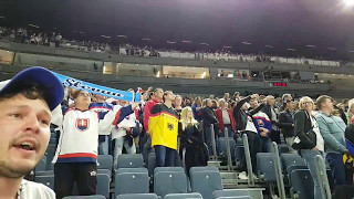 Download Ice Hockey World Cup 2017 - Slovakia - Italy 3-2 - Wrong National Anthem - Look what fans are doing! Video