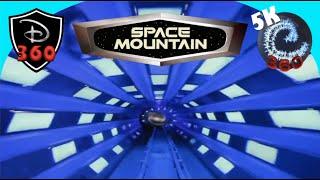Download Space Mountain 360 FULL RIDE Disneyland California Video