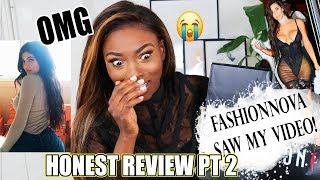 Download CALLED OUT BY FASHIONNOVA! $800+ DOLLARS WORTH OF CLOTHING HERES MY THOUGHTS ON IT ALL! FULL REVIEW Video