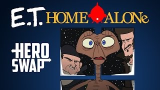 Download Home Alone Starring E.T. - Hero Swap Video