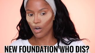 Download MY UPDATED FOUNDATION ROUTINE | MAKEUPSHAYLA Video