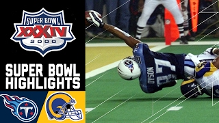 Download Super Bowl XXXIV Recap: Rams vs. Titans | NFL Video
