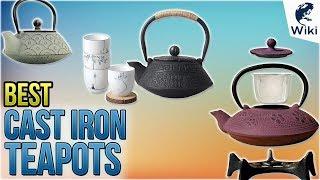 Download 10 Best Cast Iron Teapots 2018 Video