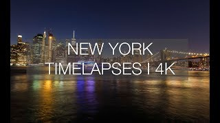 Download Fast Forwarding at New York City ( 4K Timelapse Video ) Video
