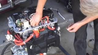Download Nissan Leaf Motor Unit Disassembly Video