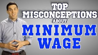Download Minimum Wage Misconceptions with Jacob Clifford Video