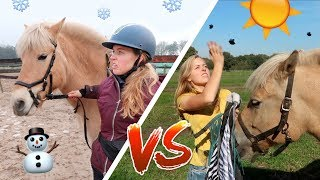 Download BEVROREN TENEN en ZWEETOKSELS op STAL! | Zomer VS Winter Video