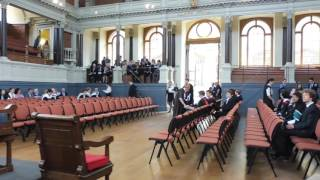 Download My DPhil graduation from the University of Oxford, 15/07/17 Video