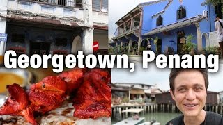 Download Exploring Penang (Georgetown): Things To Do in One Day Video