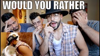 Download MOST INSANE WOULD YOU RATHER CHALLENGE EVER!! Video