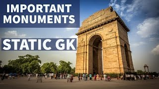 Download Important Monuments / places in India - Static GK Video