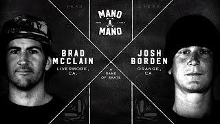 Download Mano A Mano Final Four: Brad McClain vs. Josh Borden Video