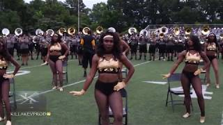 Download New Orleans All-Star Band Vs The Real Memphis Mass Band @ the 2017 Independence Day Showdown Video