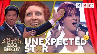 Download Unexpected Star: Verity the Barmaid - Michael McIntyre's Big Show: Series 2 Episode 4 - BBC One Video