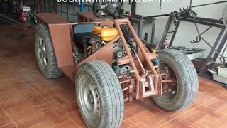 Download กว่าจะเป็น รถตัดหญ้านั่งขับ รถ4ล้อเล็ก รถสร้าง รถดัดแปลง Video