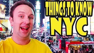 Download NYC Travel Tips: 10 Things to Know Before You Go to New York City Video