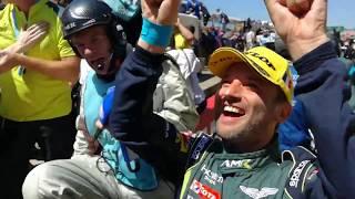 Download Aston Martin Le Mans 2017 final laps Video