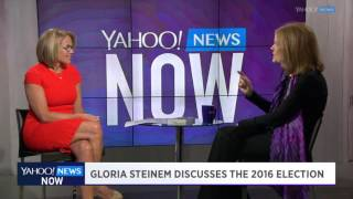 Download Gloria Steinem on Ivanka Trump, Donald Trump's stance on abortion and the future of the Supreme Cour Video