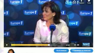 Download EUROPE 1 Christiane Taubira : ″La gauche doit retrouver ses mots″ Video
