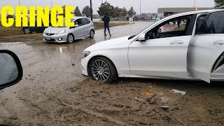 Download New Mercedes STUCK In Mud Video
