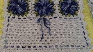 Download Capas de Crochê Para os Encostos das Cadeiras Com Cristina Coelho Alves Video