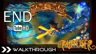 Download Puppeteer Ending - Walkthrough (The Tyrant King - Act 7 Curtain 3 - Moon Bear King/Final Boss) Video