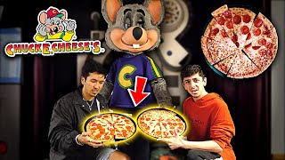 Download We Tested the Chuck E. Cheese Pizza Conspiracy... (Shocking Footage) Video